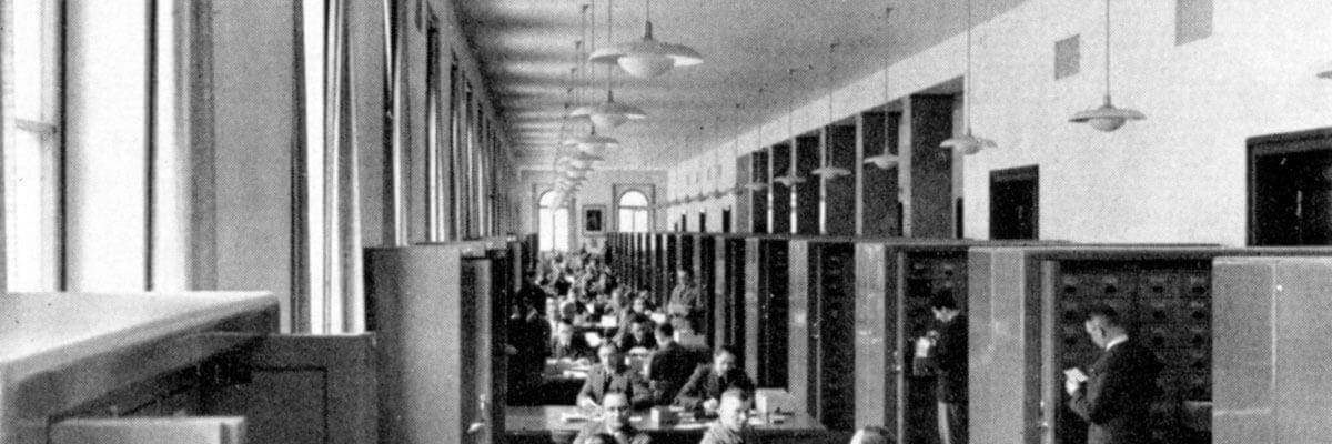 Iris Lauterbach über die Auslagerung und Auffindung der NSDAP-Kartei vor 75 Jahren