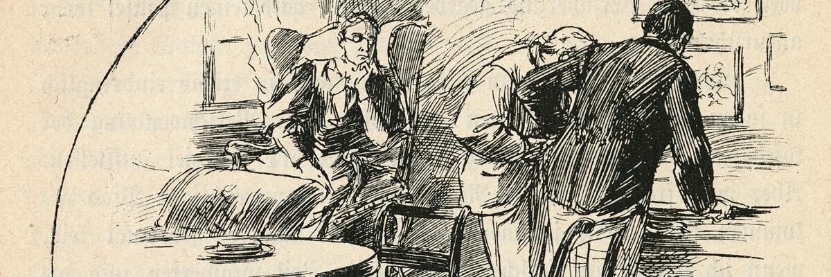 Wolfgang Augustyn über den Künstler als literarische Figur