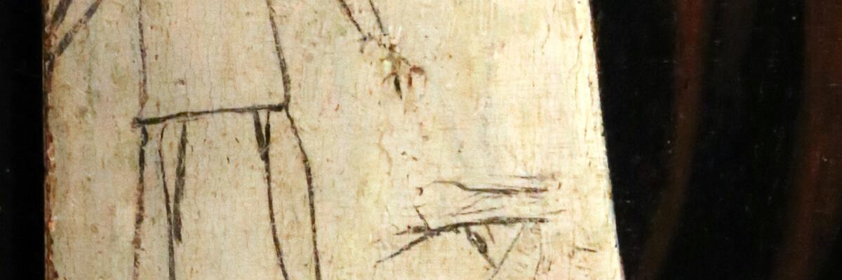 Diletta Gamberini on failed artists in Italian renaissance poetry: Tifi Odasi´s Macaronea